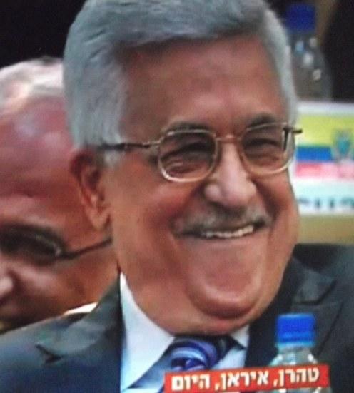 """אבו מאזן: """"הישראלים המתונים"""""""