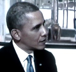 נשיא ברק אובמה בישראל: ניצנים של שלום?