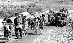 פליטים פלשתינים ב-1948: פצע פתוח
