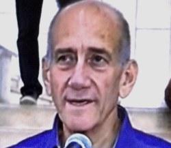 אהוד אולמרט: היה גזבר