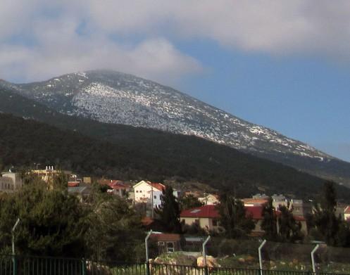 הר מירון, יום ב' השבוע
