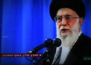 מנהיג עליון חמינאי: דין מוחמד בחרב