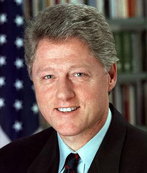 נשיא ביל קלינטון: המרומה