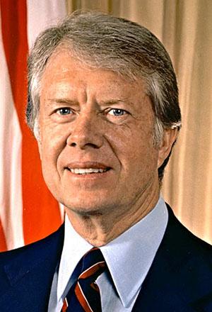 נשיא ג'ימי קרטר: מתווך
