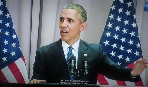 נשיא ברק אובמה: כמו קנדי, או להיפך ממנו?