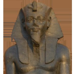 מרנפתח, בנו של הפרעון רעמסס השני, שהתפאר בהשמדת ישראל
