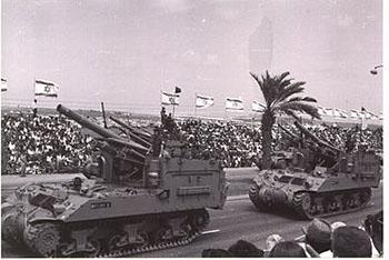 המצעד הצבאי של 1965: זיהוי תהליכים