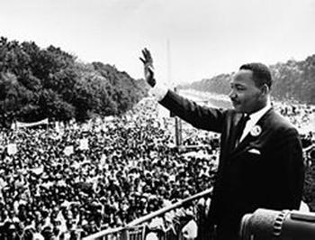 מרטין לותר קינג נואם בוושינגטון: קטעים דומים