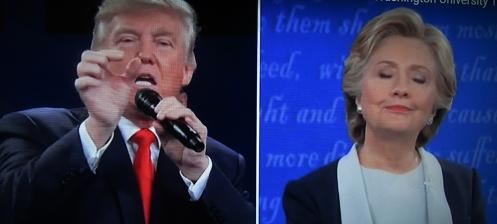 הקלינטונית והטראמפ: המפסידה והמנצח, שני מועמדים של אותו מעמד