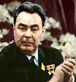 מנהיג ליאוניד ברז'נייב: סטאליניסט