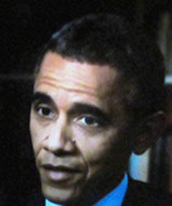 נשיא אובמה: דמעות שליש